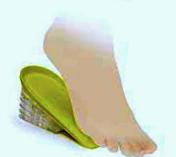 Подпяточник для коррекции длины ног: применение и подбор