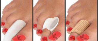 приспособления для пальцев стоп