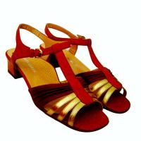 Ортопедические  женские босоножки – правильная обувь для легкой походки