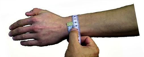 измерение окружности