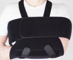 Повязка Дезо на плечевой сустав: предназначение и техника наложения