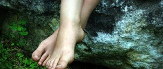 боли в ноге голеностоп