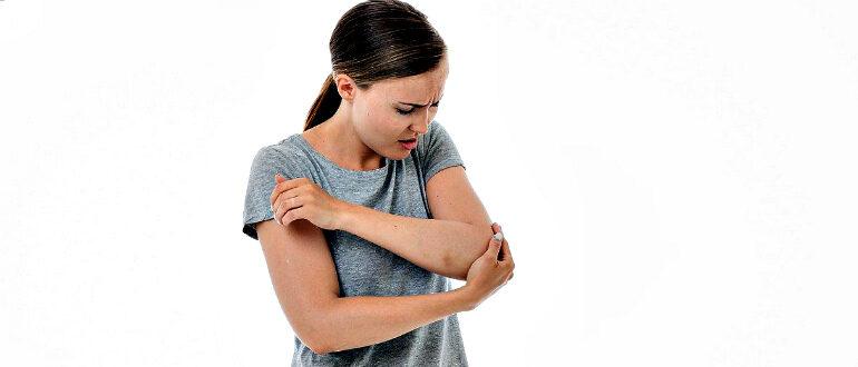 болят локти рук чем лечить