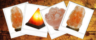 солевые лампы для дома