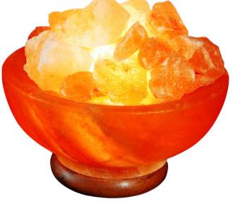 Солевые лампы для дома: польза, предназначение и где купить